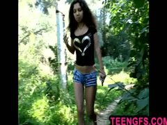 Exgf Outdoors video