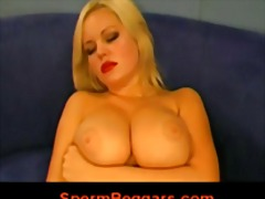 Tube8 - Blonde with pierced cl...