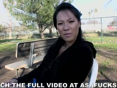 asa akira,  asian, pornstars, outdoors,