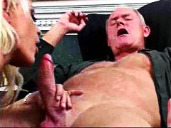 hardcore, anal sex, doggystyle, close up, old young, milf, sex, pierced, guy, big tits, anal, on top, stockings, older, shaved