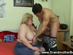 cock, older, grandmother, mature, bbw, hungry, blowjob, grandma