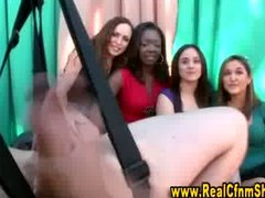 Thumb: Cfnm girls erotic play...