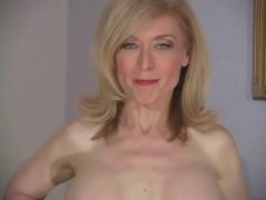 See: Nina Hartley pantyhose...