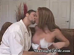sharing, redhead, amateur, homemad