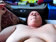 bbw, masturbation, big boobs,
