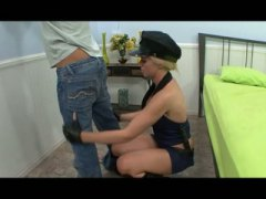 POLICE WOMAN DYLAN RIL... video