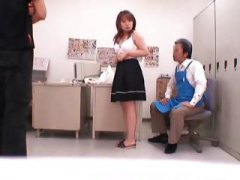 Asian wife gets brough... video
