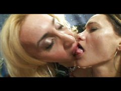 Redtube Movie:Two shemales in the office