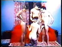 orgy, vintage, group sex, greek