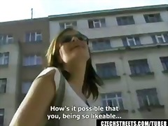czech, amateur, reality, blowjob, outdoor,