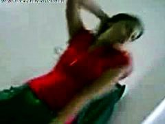 Tube8 Movie:Desi Hostel Girl is dancing li...