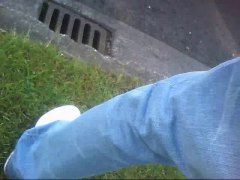 Thumb: Outdoor Public Masturb...