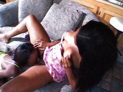 Redtube Movie:Sexy lesbians licking and sucking