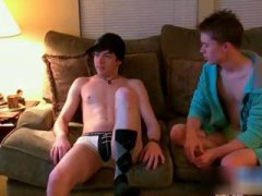 Damien and William's First Time on Cam part6