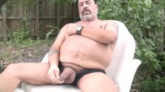 Joe Jerks His Fat Tool... video