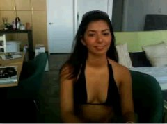 Thumb: Shy chatroulette girl ...