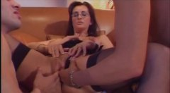 glasses, missionary, doggystyle, hardcore, sex, stockings, big cock, blowjob