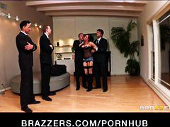 tory lane,  hardcore, threesome, big-tit,