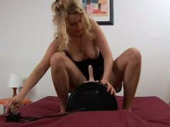 See: Nasty blonde momma rid...