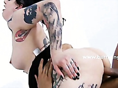H2porn Movie:Emo babe enjoying hard cock sh...