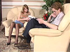 Horny young stud has a fet... - 15:28