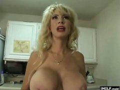 guy, blonde, blowjob, mature,