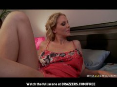 julia ann,  housewife, tit, blond, blonde