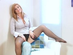 Thumb: Juggy milf stuffs her ...