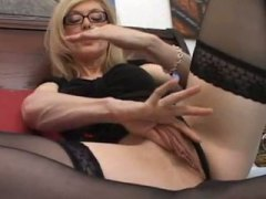 nina hartley,  milf, blowjob, pov, facial,