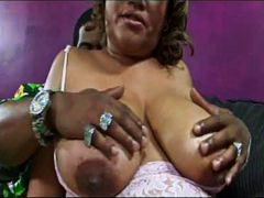 Thumbmail - Black BBW and his big ...