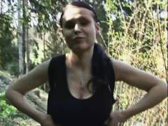 outdoor, amateur, public, czech, blowjob,