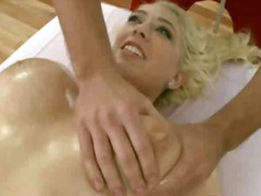 Nuvid - Kagney Gets A Tit Rub
