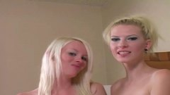 Two sisters kiss and t... - Xhamster