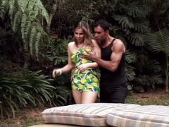 blowjob, outdoor, cumshot, some