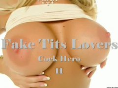 Thumb: fake tits lovers cock ...