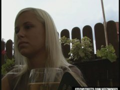pov, outdoors, amateur, reality, czech,