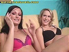 Brunette MILF wants so black baby so she goes to her pregnant friend and her black hubby