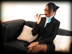 This secretary has spe... video