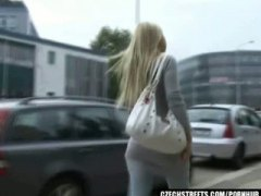 PornHub Movie:CZECH STREETS - HANKA