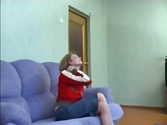 DrTuber Movie:Russian Teen Fucks Hot MILF In...