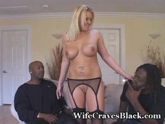 Tube8 Movie:Two Black Studs Fuck My Wife