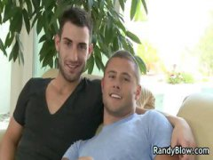 Gay clips of Ash and P... video