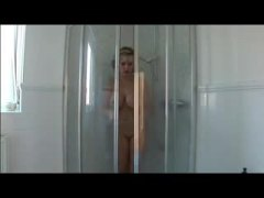 See: Milf Lady Sonia shower...