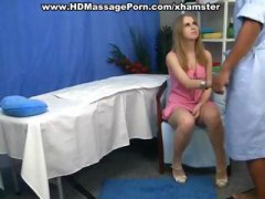 fuck, squirt, gets, blonde, massage fuck