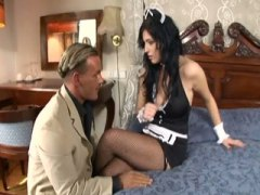Busty maid has sex in ... from Keez Movies