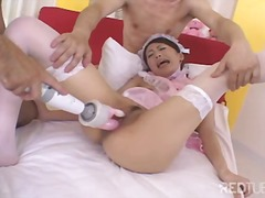 creampie, japanese, group, teens, teen,