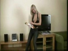 Cute young blonde teen get... - 10:00