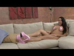 Nuvid Movie:Young blonde teen Christie Lee...