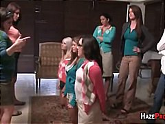 Sorority Pledges Are T... video
