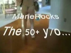 Tube8 - MarieRocks 50 Plus MIL...